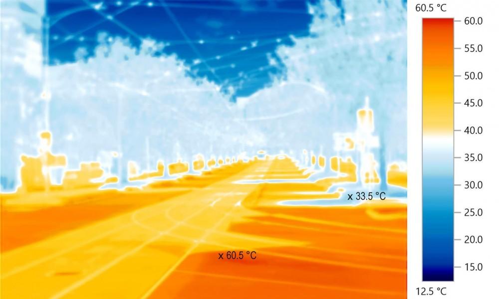 City Cooling Mitigation Of The Urban Heat Island Uhi